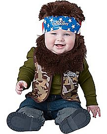 Baby Willie Costume - Duck Dynasty