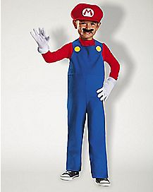 Toddler Mario Costume - Super Mario Bros.