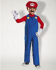 Toddler Mario Costume - Super Mario Bros.