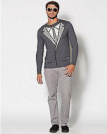 Adult Tuxedo Archer T-Shirt- Archer