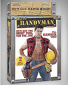 Handyman Blow Up Love Doll