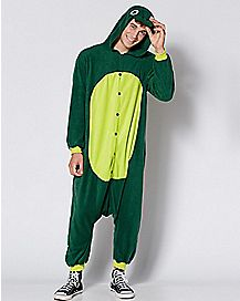 Adult Turtle One Piece Costume