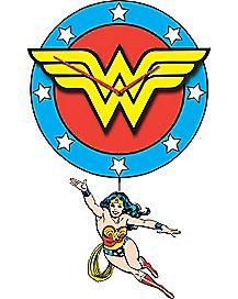 Wonderwoman Pendulum Wall Clock