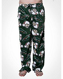 Christmas Vacation Fleece Lounge Pants