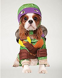 TMNT Donatello Dog Costume - Teenage Mutant Ninja Turtles