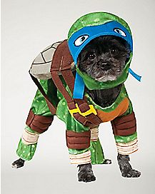 TMNT Leonardo Dog Costume - Teenage Mutant Ninja Turtles