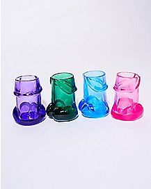 Penis Shot Glasses - 4 Pack