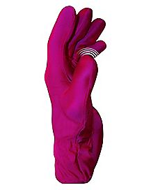 Five Finger Massage Glove Left Hand