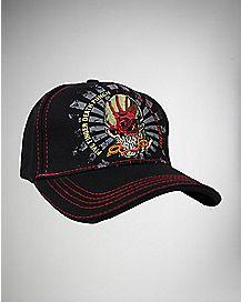 Five Finger Death Punch Flex Fit Hat