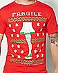Fragile Leg Lamp A Christmas Story T shirt