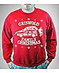 Griswold Family Christmas Mens Crew Neck Sweatshirt
