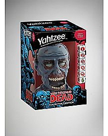 The Walking Dead Collectible Edition Yahtzee Game
