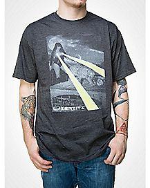 Lazer Tits Dominatits T shirts