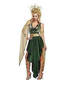 Adult Medusa Highlow Costume