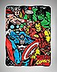 We Fight The Avengers Fleece Blanket