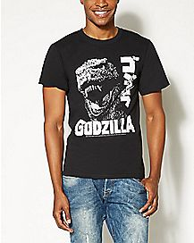Scream Godzilla T shirt