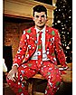 Adult The Christmaster Party Suit