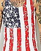 Distressed USA Tank Top