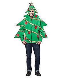 Adult Christmas Tree Hoodie