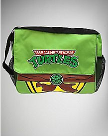 Diaper Messenger Bag - TMNT