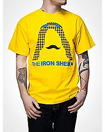 Iron Sheik WWE T shirt
