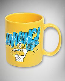 Invinci Bubble Movie Spongebob  Mug 12 oz