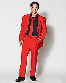 Red Devil Party Suit