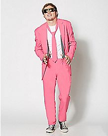 Mr. Pink Party Suit