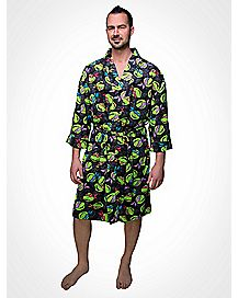 Teenage Mutant Ninja Turtles Mens Robe