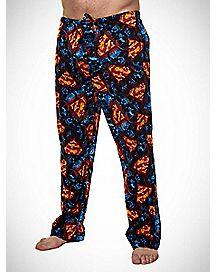 Superman Lounge Pants
