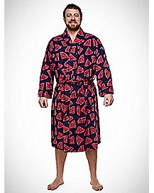 Superman Mens Robe