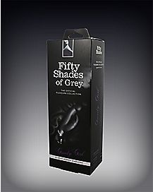Fifty Shades of Grey Waterproof G Spot Rabbit Vibrator - 9 Inch