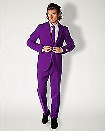 Purple Prince Party Suit