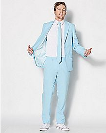 Cool Blue Party Suit