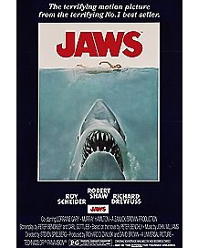 Movie Jaws Poster
