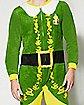 Elf One Piece Unisex Pajamas