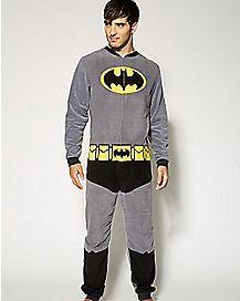 One Piece Pajamas - Batman