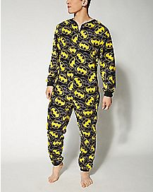 Batman One Piece PJs
