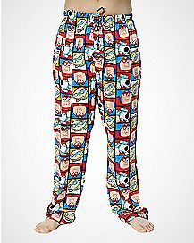 Family Guy Pajama Pants