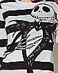 Striped Nightmare Before Christmas Sleep Shirt