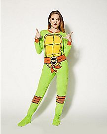 Teenage Mutant Ninja Turtles Adult Womens Pajamas