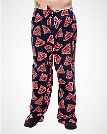 Logo Superman Lounge Pants - DC Comics