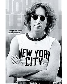 New York City John Lennon Poster