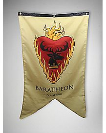 Game of Thrones 30 X 50 Baratheon Banner