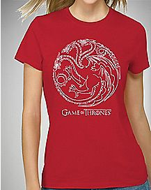 House Targaryen Game of Thrones T Shirt