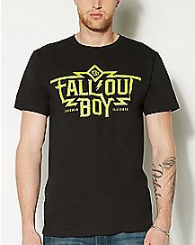 Machine Fall Out Boy T shirt