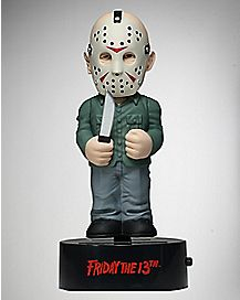 Friday the 13th Jason Voorhees Body Knocker