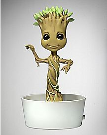 Guardians of the Galaxy Dancing Groot Body Knocker
