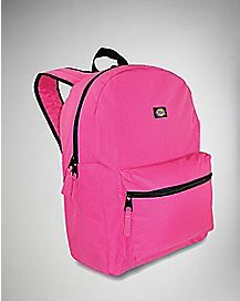 Dickies Pink Ripstop Backpack