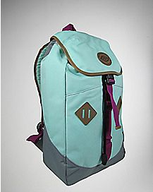 Dickies Mint Polyester Backpack